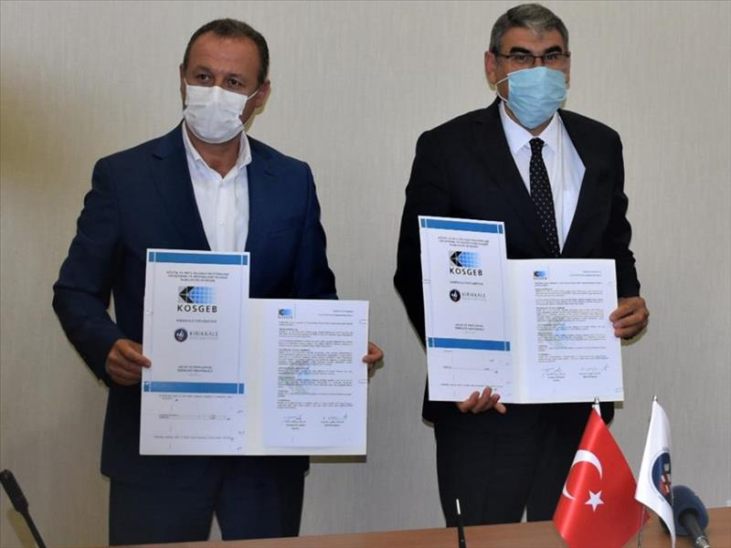 Kırıkkale Üniversitesi İle Yeni İş Birliği