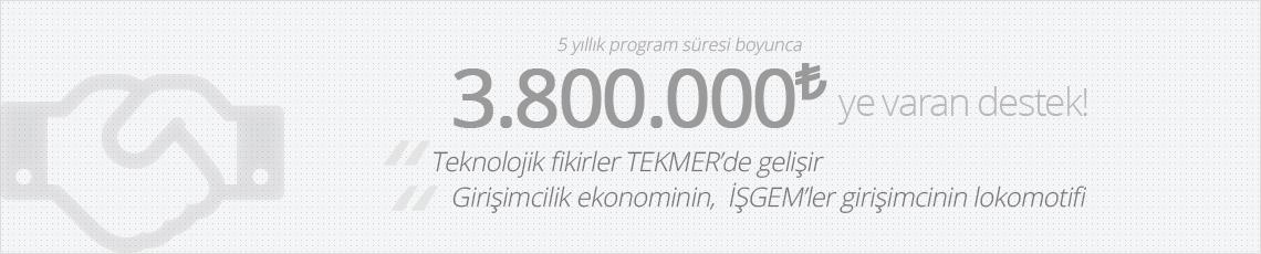 İŞGEM/TEKMER Programı