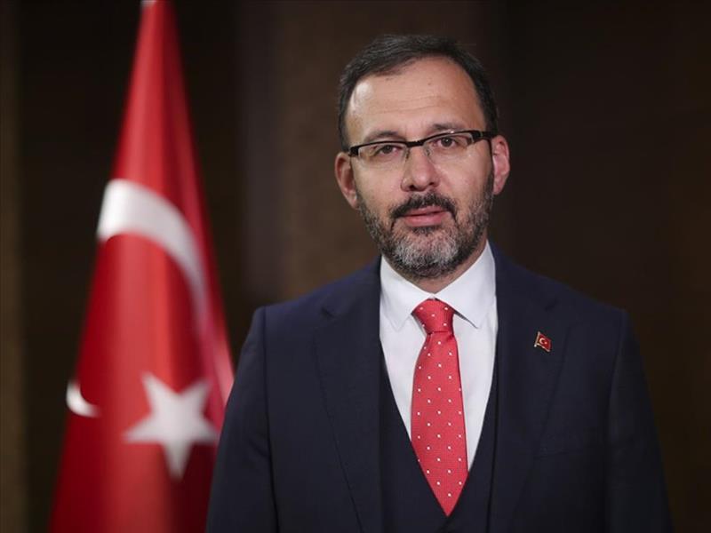 Gençlik ve Spor Bakanı Kasapoğlu: Sporumuzun Gelişimi Açısından Önemli Bir Destek