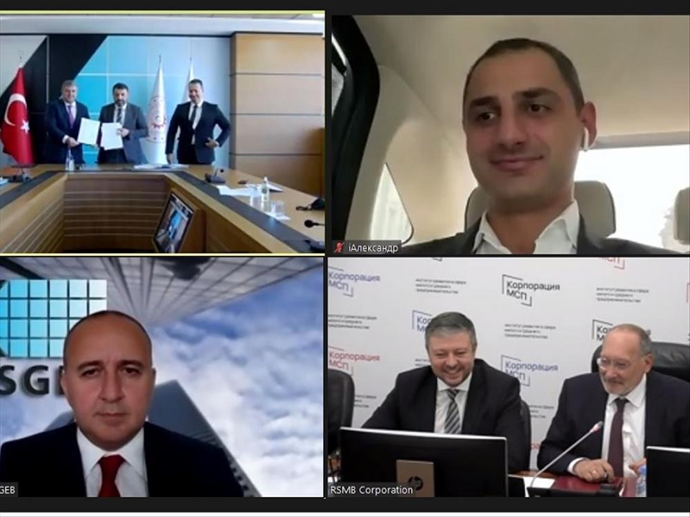 Rusya Federasyonu ile Mutabakat Zaptı İmzalandı